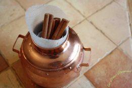 Distillation de Cannelle © Nessie