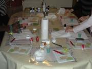 Atelier Gloss en pleine action