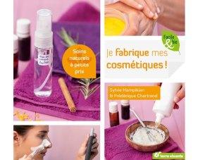 Je fabrique mes cosmétiques, crédit photo Frédérique Chartrand